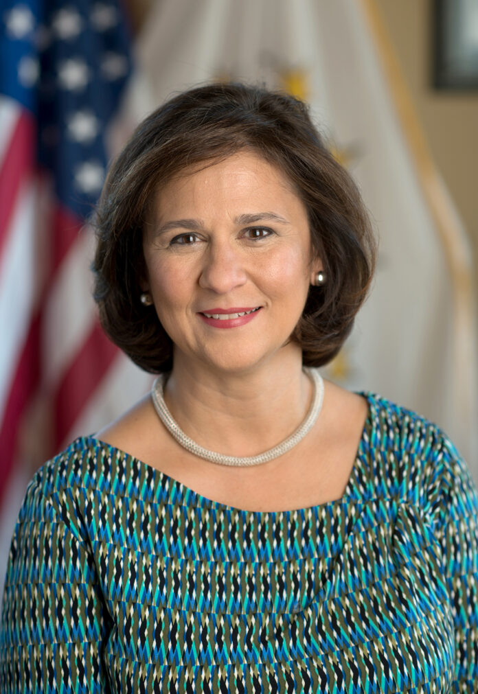 BUSINESS RESOURCES: R.I. Secretary of State Nellie M. Gorbea will provide information and resources for small businesses during a webinar hosted by the Center for Women & Enterprise on Aug. 26.  / COURTESY NELLIE M. GORBEA