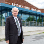 GROWTH POWER: Dennis Roy, CEO and president of East Bay Community Action Program, has made mergers with other organizations a major part of his leadership strategy for the East Providence-based nonprofit. 