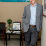 FINDING A HOME: Thomas O. Sweeney, principal of Sweeney Real Estate & Appraisal, said there is a lot of satisfaction in helping businesses, whether local or national, find their place within Rhode Island. 