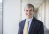 BRIAN BRITSON has been named vice president of site operations at Amgen Rhode Island. / COURTESY AMGEN INC.