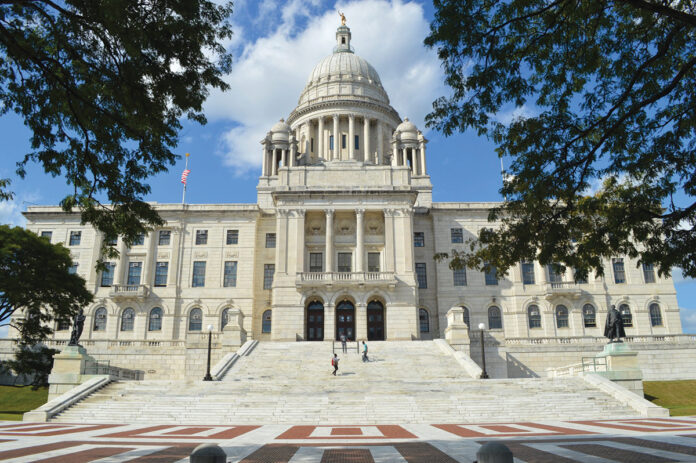 LONG WAIT: State Democratic leaders plan to wait until after the election in November to approve a budget for the current fiscal year, which began July 1.  / PBN FILE PHOTO/ NICOLE DOTZENROD