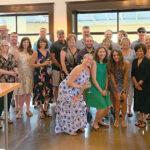 SUMMER FUN: Employees at Davitt Inc. enjoy the company's annual summer outing in 2019. COURTESY DAVITT INC.