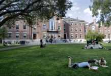 BROWN UNIVERSITY and attorneys for student-athletes, who challenged the Ivy League school's decision to reduce several women's varsity sports teams to club status, announced a proposed settlement Thursday. / AP FILE PHOTO/STEVEN SENNE