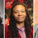 HONOREES: The Rhode Island Council for the Humanities will honor, from left, Joyce L. Stevos, Janaya Kizzie and Mary Beth Meehan at its virtual benefit on Oct. 15. / COURTESY RHODE ISLAND COUNCIL FOR THE HUMANITIES