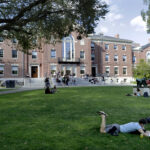 BROWN UNIVERSITY's endowment ended the fiscal 2020 year at a record $4.7 billion, reflecting a 12.1% yearly return. / AP FILE PHOTO/STEVEN SENNE
