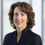 KIM A. KECK, CEO and president of Blue Cross & Blue Shield of Rhode Island, will be leaving the local health insurer at the end of this year and will become the CEO and president of Blue Cross Blue Shield Association on Jan. 4, 2021. / COURTESY BLUE CROSS & BLUE SHIELD OF RHODE ISLAND