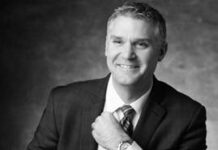DAVID HARDY has been named CEO of Orsted Offshore North America. / COURTESY ORSTED