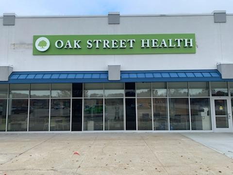 OAK STREET HEALTH'S newest center in Rhode Island opened Nov. 6 in Woonsocket. / COURTESY OAK STREET HEALTH