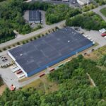 THE INDUSTRIAL PROPERTY at 530 John Hancock Road in taunton has sold for $28.6 million. / COURTESY CBRE GROUP INC.