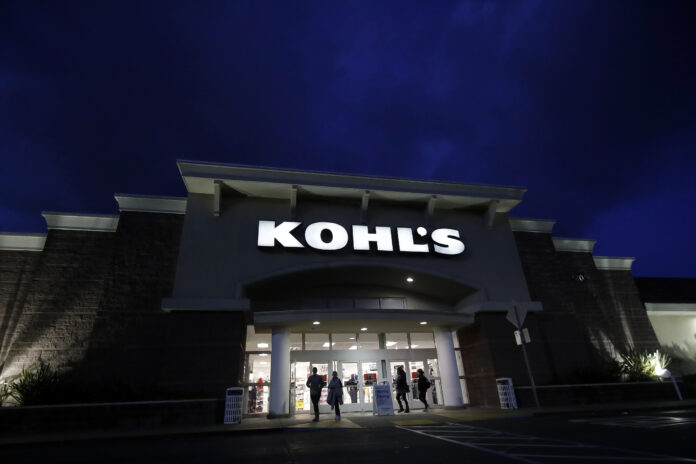 WHILE RETAILERS were ravaged by mandated shutdowns during the earliest months of the pandemic, numbers have rebounded and holiday sales have been encouraging, according to industry groups. AP FILE PHOTO/JEFF CHIU