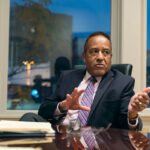 EXPERIENCED PROFESSIONAL: Lawrence E. Wilson, managing director of The Wilson Organization LLC, connects with clients by way of sharing personal yet powerful stories with them. / COURTESY THE WILSON ORGANIZATION LLC