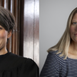 GOV. GINA M. RAIMONDO has nominated Melissa A. Long, left, and Erin Lynch Prata to the R.I.Supreme Court. / COURTESY STATE OF RHODE ISLAND