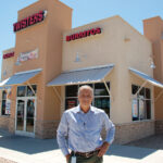 NEW SURROUNDINGS: Bahjat Shariff, a former Cumberland-based executive with a Panera Bread franchisee, is now a high-level executive with a fast-casual restaurant chain in Albuquerque, N.M. / COURTESY BAHJAT SHARIFF