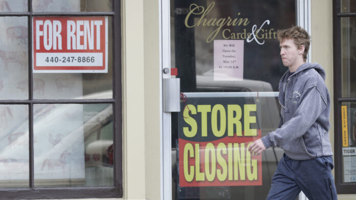 THERE WERE 80,646 Rhode Islanders who claimed some form of unemployment benefit last week. / AP FILE PHOTO/TONY DEJAK