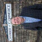 LARS TRODSON has been named executive director of the Block Island Chamber of Commerce. / COURTESY BLOCK ISLAND CHAMBER OF COMMERCE