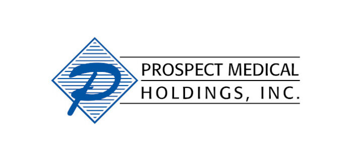 PROSPECT MEDICAL HOLDINGS has reached a settlement agreement that would end litigation related to the St. Joseph Health Services of Rhode Island Retirement Plan.