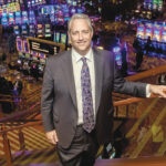 GAME ON: Marc Crisafulli, executive vice president of strategy and operations for Bally's Corp. and president of Twin River Casino Hotel and Tiverton Casino Hotel, will be the guest speaker at Northern Rhode Island Chamber of Commerce's Eggs and Issues monthly event on Feb. 22. / PBN FILE PHOTO/MICHAEL SALERNO