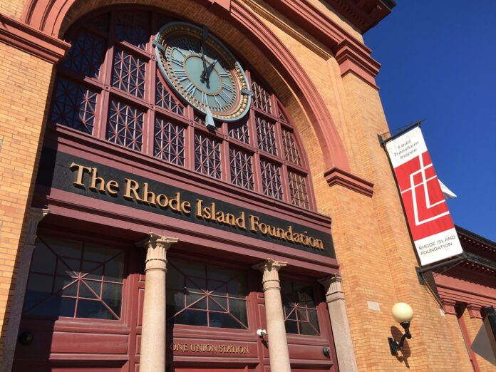 THE RHODE ISLAND FOUNDATION awarded a record $87 million in grants to local nonprofits in 2020. / COURTESY RHODE ISLAND FOUNDATION