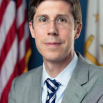 BRETT SMILEY announced Wednesday that he will step down as director of the R.I. Department of Administration as soon as Gov. Gina M. Raimondo is confirmed as President Joe Biden's commerce secretary. / COURTESY BRETT SMILEY