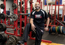 NO EXCUSES: Robert B. Foster, owner of RBF Fitness and Nutrition LLC, says there are obstacles for minorities who aspire to be business owners, but nothing that can't be overcome. / PBN PHOTO/RUPERT WHITELEY