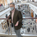 SAFETY FIRST: Mark Dunbar, general manager of the Providence Place mall in Providence, says safety is the mall's No. 1 priority and touts a 24/7 camera system and a cellphone app that lets mall-goers communicate with security. / PBN PHOTO/ELIZABETH GRAHAM