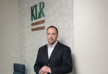 Anthony J. Mangiarelli has been with financial services firm Kahn, Litwin, Renza & Co. Ltd. for more than 20 years. He became a partner in 2015 and is KLR's resident expert on the federal economic stimulus packages.   / PBN PHOTO/MICHAEL SALERNO
