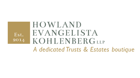HOWLAND EVANGELISTA KOHLENBERG LLP is merging with Day Pitney LLP in July.