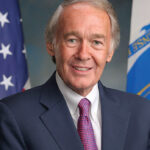 ANSWERING QUESTIONS: Sen. Edward Markey, D-Mass., will be the keynote speaker at One SouthCoast Chamber of Commerce's April 21 virtual town hall. 