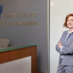TOP QUALITY: Siobhain Sullivan, chief operating officer of clinical operations at Rhode Island Medical Imaging Inc., initiated the company's first quality assurance program, which she says improved services across the organization, ultimately benefiting patients. / PBN PHOTO/TRACY JENKINS