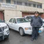 TWO BEATS: Rep. Raymond A. Hull, a commanding officer in the Providence Police Department's Public Housing Unit, says it can be a lot of work to get up to speed on crucial measures before making an informed decision. / PBN PHOTO/MICHAEL SALERNO