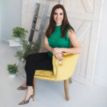 ON THE LOOKOUT: Melissa Shaw, owner of Shaw Search Partners LLC, says she has recruited and placed more than 150 candidates for her corporate clients since starting the business. / COURTESY HEIDI HOPE PHOTOGRAPHY