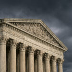 THE U.S. SUPREME COURT unanimously ruled in favor aof a Cranston man, who had his legal firearms confiscated after a wellness check, without a warrant or his consent. / AP FILE PHOTO/J. SCOTT APPLEWHITE
