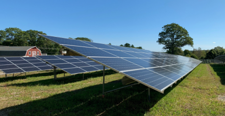 RHODE ISLAND had the ninth most solar-energy jobs per capita of all state in 2020, according to a new report from The Solar Foundation. / COURTESY R.I. DEPARTMENT OF ENVIRONMENTAL MANAGEMENT