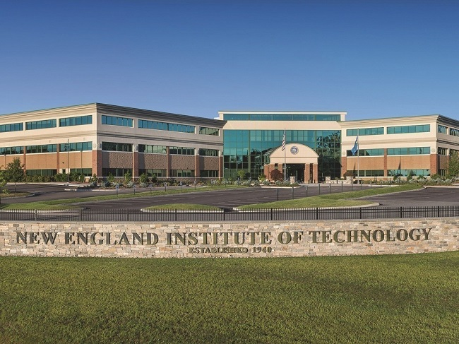 THE NEW ENGLAND INSTITUTE of Technology announced Monday that it will require all students who wish to be on campus next fall to be fully vaccinated for COVID-19. / COURTESY NEW ENGLAND INSTITUTE OF TECHNOLOGY
