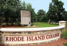 RHODE ISLAND COLLEGE is the latest college to require students to be vaccinated for COVID-19. / COURTESY RHODE ISLAND COLLEGE