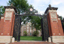 BROWN UNIVERSITY announced Wednesday that its Pembroke Center received a $5 million gift from university alum and Pembroke Center Advisory Council member Shauna McKee Stark to support the center's research and create a permanent endowed director position. / COURTESY BROWN UNIVERSITY