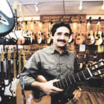 Wakefield Music owner Dennis Costa turned his love formusic into a successful retail business.