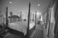 <b>Area Bed and breakfasts</b> often welcome convention visitors to their upscale rooms. Above is a suite at the Jacob Hill Farm in Seekonk.
