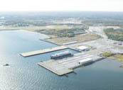 <b>Quonset Point</b> in North Kingstown has long provided opportunities for commercial development and job growth. The port has been a topic of debate for many years.