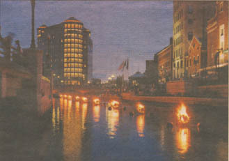 PBN Photo From May 16, 2005/courtesy Waterfire<br><br>