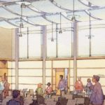 NOT ONLY will the new music center bring their now-scattered educational programming under one roof, Philharmonic officials say, but the added space could triple enrollment. /