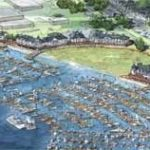 HOOD MARINA in Portsmouth is to be transformed into an upscale 'marina village'   with 1,495 slips and 988 housing units. /