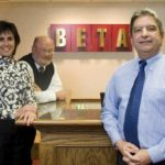 BETA GROUP INC., a 25-year-old engineering, technology and science firm best known for its public-sector work, has been employee-owned since 1999. Above, from left, vice presidents Donna Lantagne and Jim Coppola and president Frank Romeo. /