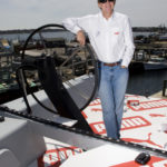 KEN READ, an accomplished sailor who started sailing with his family as a youngster, will be the skipper of Puma's team for the 2008-'09 Volvo Ocean Race. /