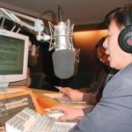 VOICE OF AMERICA broadcasts more than 1,000 hours of programs each week in 45 languages, including Mandarin and Cantonese, to reach people around the world. /