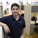 ANDERA INC., a 7-year-old Providence IT firm started by CEO Charles Kroll, above, has done many things right, according to the Slater Technology Fund: from having a clear vision, to launching its software for banks at just the right time. /