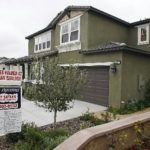 FEWER CONTRACTS for existing homes were signed in May than in any month in the past 5 years, the National Association Realtors said this week. (READ MORE) Above, a for sale sign in San Diego lists expensive upgrades, in an attempt to attract prospective buyers. /
