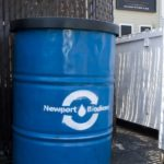 GOING GREEN: By donating used frying oil to the soon-to-open Newport Diesel, The Mooring Seafood Kitchen & Bar saves $125 per week that it once spent on waste management. /