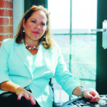 SHARON SULLIVAN says she believes most companies can benefit from the expertise of independent meeting planners. /