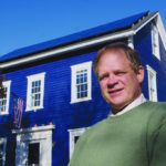 ROBERT CHEW, founder of SolarWrights Inc., has put his entrepreneurial spirit to work for the environment, selling renewable-energy solutions for homes and businesses. /